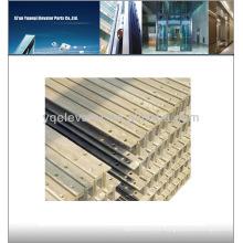 Guía de elevación T45 - A, T50 - Barras guía para elevadores