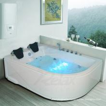 hotel soaking double person spa large bathtub