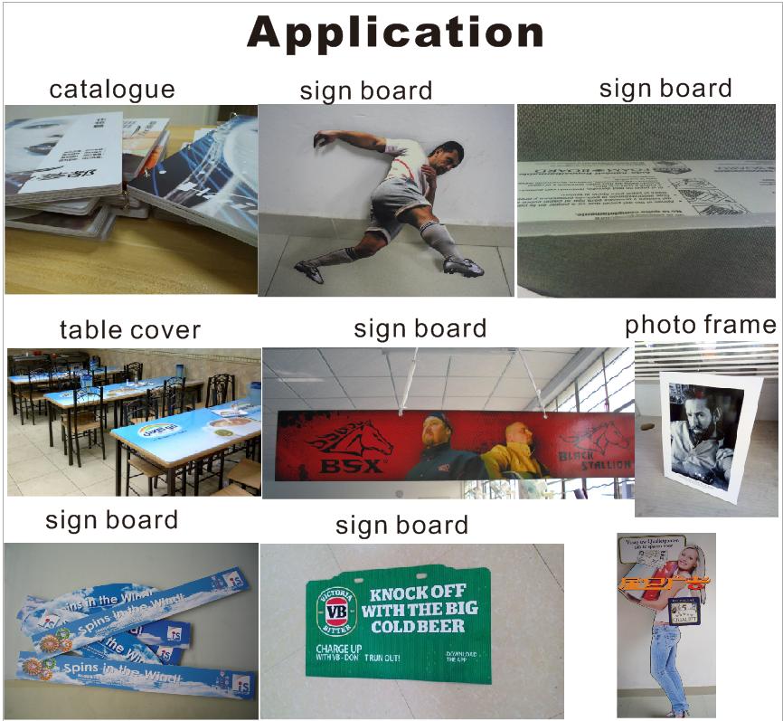 pvc sign board