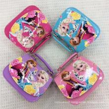 2018 Nouveau Enfants Elsa princesse bande dessinée mini Sac à bandoulière enfants mignon cross body bags bébé filles neige blanche princesse Sacs à main