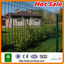 recinzione da giardino verde 4 / 1530mm verniciata a polvere