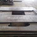 a36 plaque d'acier découpe laser