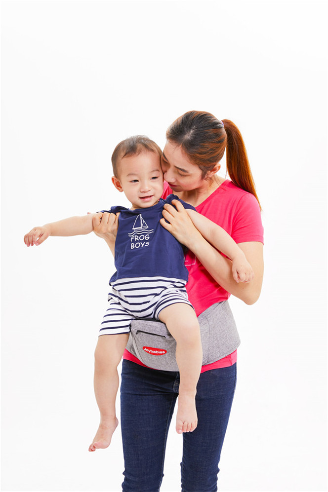 Adjustable Strap Waistband Hip Seat Carrier