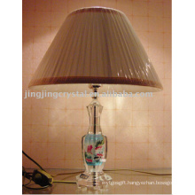 2016 Good Quality Modern Crystal Table Lamp