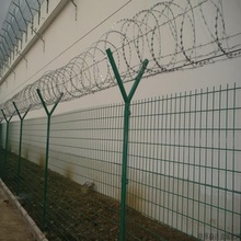 High Airport Security Fence With ISO9001