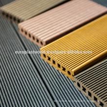 Heiß! Heiß! Holz-Kunststoff-Verbund-Decking im Freien