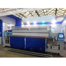 Máquina computarizada de acolchado y bordado, Quilter de bordado programable, bordado Qilting de múltiples agujas