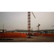 crane machine QTZ63 tower crane