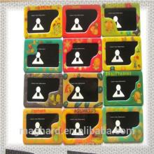 Магнит для холодильника фотоизображения DIY с эпоксидной поверхностью