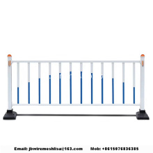 Poedercoated Traffic Zink Steel Fence
