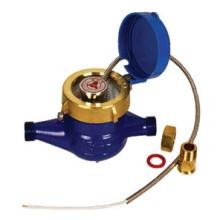 Compteur d'eau de télélecture Multi Jet, humide Type