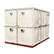 Food Grade GRP Sectionele watertank