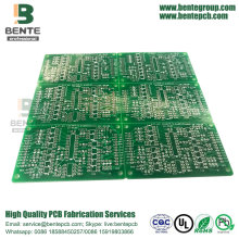 2 Layers Thick Copper PCB HASL LF