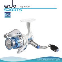 Angler Select Full Metal Aluminium Spinning / Fixed Spool Fishing Reel Fishing Tackle (SFS-BM200)