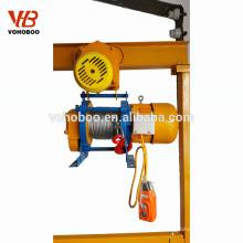 Строительство 380В переменного тока электрический кабель лебедка тяговая лебедка мотор