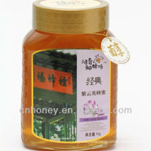 chinese milk vetch honey