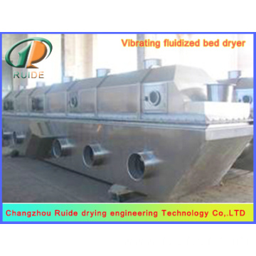Best Selling Zlg Series Vibration Fluidized Bed Dryer
