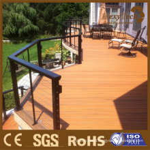 New Technology Easily Cleaning Composite Wood WPC Decking