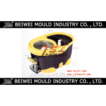 360 Degree Mop Bucket Plastic Mould