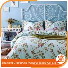 Мягкий текстиль постельное лист комплект для продажи