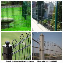 Double Welded Wire 868 /656 fence panel