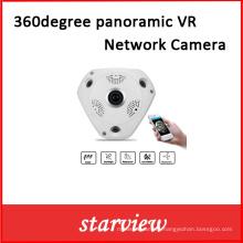 360degree Panoramic Vr Network Camera