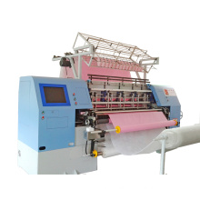 New High Speed Shuttle Multi-Needle Quilting Machine, Patchwork Quilts Made in China, Computer Patchwork Quilter Yxs-94-3c/2c