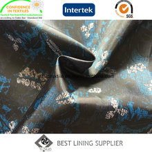 100% Polyester Fashion and Soft Men′s Suit Lining Printed Lining Patterns