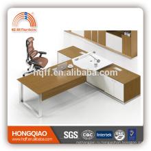 ДТ-05 последний офисный стол дизайн исполнительный офисный стол современный офисный стол черный