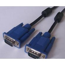 VGA-кабель 15-контактный / синий / F-F