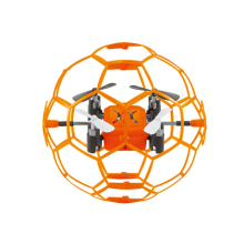 2.4GHz RC Climbing Mini Football Quadcopter Drone