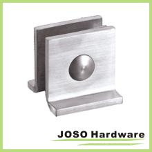 El Brasil diseñó el clip sólido del vidrio de la ducha para el cuarto de baño (PT307)