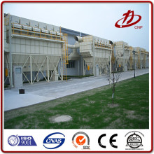 Cement mill dust collection Gas tank pulse dust collector
