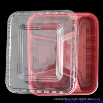 Almoço de plástico na cantina (HL-204)