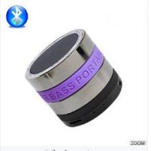 Orador portátil impermeável sem fio de Bluetooth