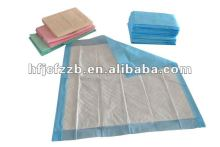 Disposable underpads PE film with SAP popular non-woven high absorbency