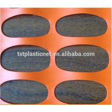 Venta caliente de plástico naranja red de seguridad / valla de seguridad HDPE (Hebei Tuosite Plastic Net)