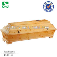 wholesale handcraft traditional coffin
