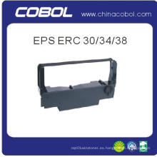 Cinta de impresora compatible para Epson Erc 30/34/38