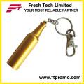 Garrafa de vinho metal USB Flash Pen Drive (D363)