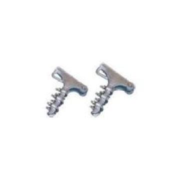 Abrazaderas de tensión de aleación de aluminio Nll para accesorios de línea de alimentación