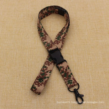 2015 High Quality Custom Heat Transfer Lanyard