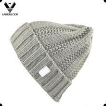 Bonnet à manches courtes en acrylique à la mode 100