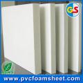 Schwarzes 20mm PVC-Schaum-Blatt für Tür u. Kabinett-Gebrauch (beste Größe: 1.22m * 2.44m)