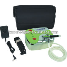 Oxford bag of mini air compressor with airbrush of HS07-3AC-KC