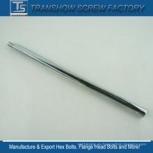 Barra hexagonal de transmisión cromada (AF8X200mm)