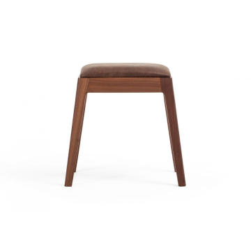 FAS Walnut Solid Wood Stools