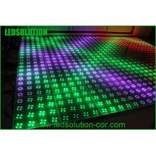 Dance Floor interativa LED para Pub, clube