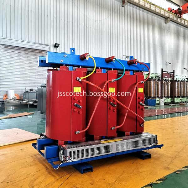 800kva air cooled transformer