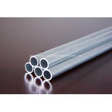 6061 6063 tubo redondo de aluminio extruido